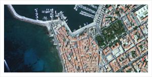 Mappa di Alghero