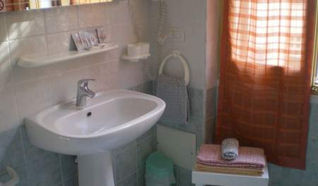bagno camere actinia Bed and breakfast Alghero