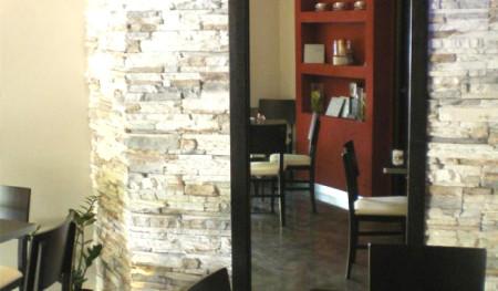 Bar convenzionato con Actinia Accomodation B&B Alghero. Vista interna