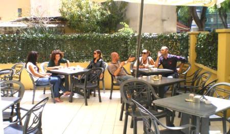 Bar convenzionato con Actinia Accomodation B&B Alghero. Vista esterna