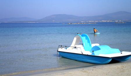 Spiaggia convenzionata con Actinia Accomodation B&B Alghero