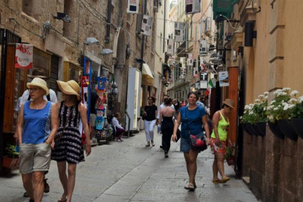 centro storico Alghero