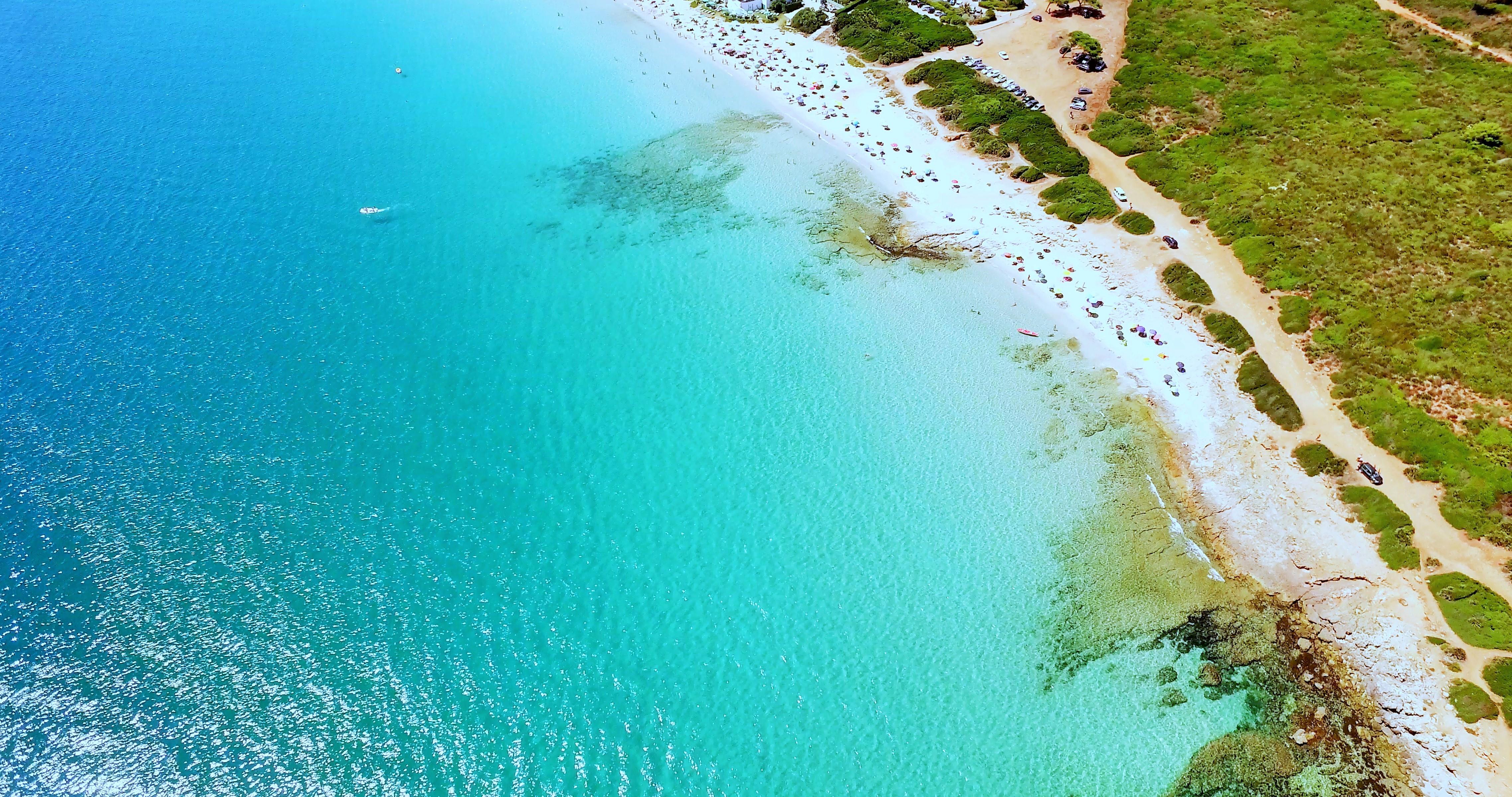 luglio foto spiaggia le bombarde